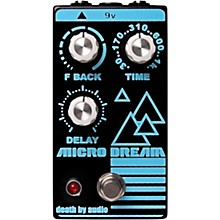 DEATH BY AUDIO Micro Dream Lofi Delay Effects Pedal