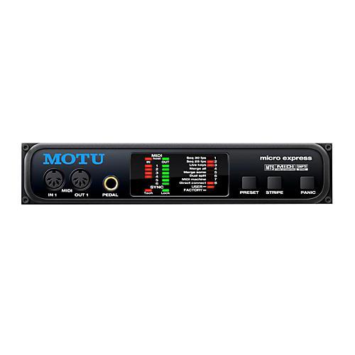 MOTU Micro Express Interface USB