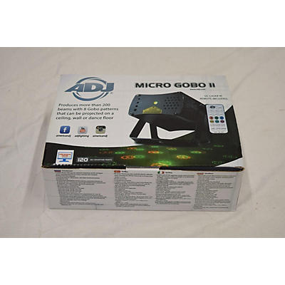 American DJ Micro GOBO II Intelligent Lighting