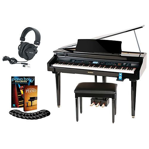 Suzuki Micro Grand Digital Piano Package 1