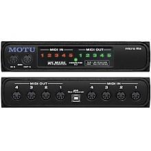 Open BoxMOTU Micro Lite USB MIDI Interface
