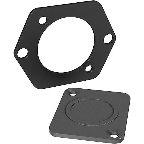 Temple Audio Design Micro Module Punched Plate (Square)