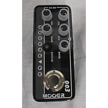 Mooer Micro Preamp 003 Power Zone Pedal