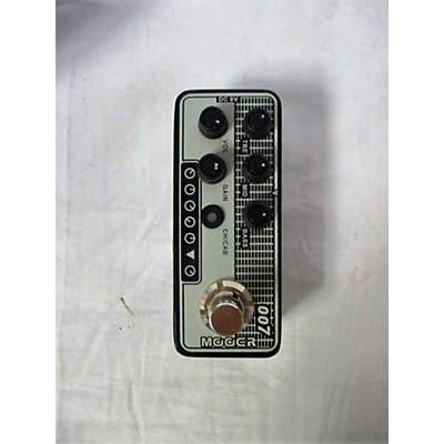 Mooer Micro Preamp Effect Pedal