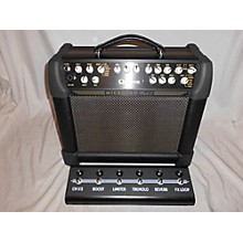 Quilter Labs Micro Pro Mach 2 Combo 8 W/ 6 Button Footswitch Guitar Combo Amp
