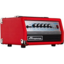 Ampeg Micro VR 200W Bass Head - Red Edition