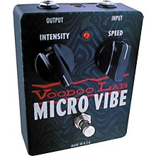 Open Box Voodoo Lab Micro Vibe Pedal