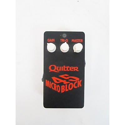 Quilter Labs MicroBlock 45 Guitar Power Amp