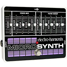 Electro-Harmonix MicroSynth XO Guitar Effects Pedal