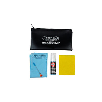Microphome Microphone Cleaning Kit