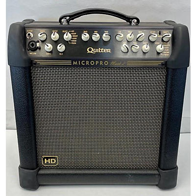 Quilter Labs Micropro Mach 2 HD Guitar Combo Amp