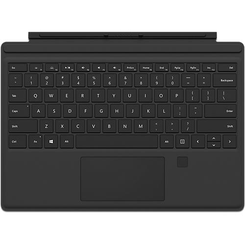Microsoft Microsoft Surface Pro 4 Signature Type Cover with Fingerprint ID