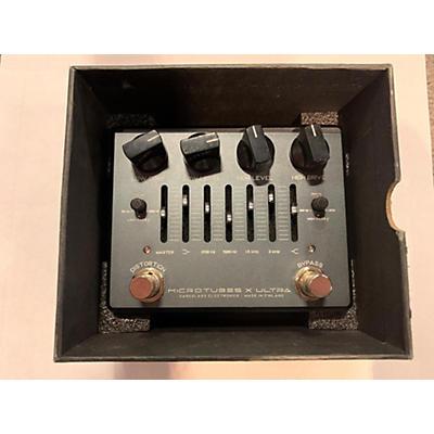 Darkglass Microtubes X Ultra Bass Preamp Bass Effect Pedal