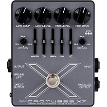 Darkglass Microtubes X7 Distortion Bass Effects Pedal