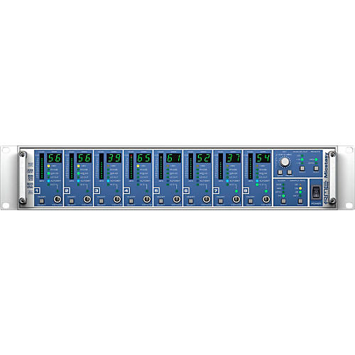 RME Micstasy M 8-Channel 24 Bit 192Khz Preamp 64 MADI