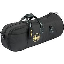 Mid-Suspension Alto/Tenor Horn Gig Bag 45-MLK Black Ultra Leather