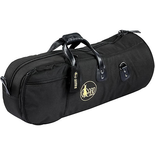 Gard Mid-Suspension Baritone Horn Gig Bag Condition 1 - Mint 44-MSK Black Synthetic w/ Leather Trim