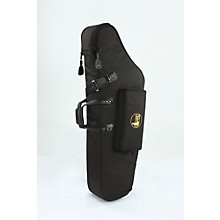 Open BoxGard Mid-Suspension EM Low A Baritone Saxophone Gig Bag