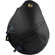 Mid-Suspension Sousaphone Gig Bag 71-MSK Black Synthetic w/ Leather Trim