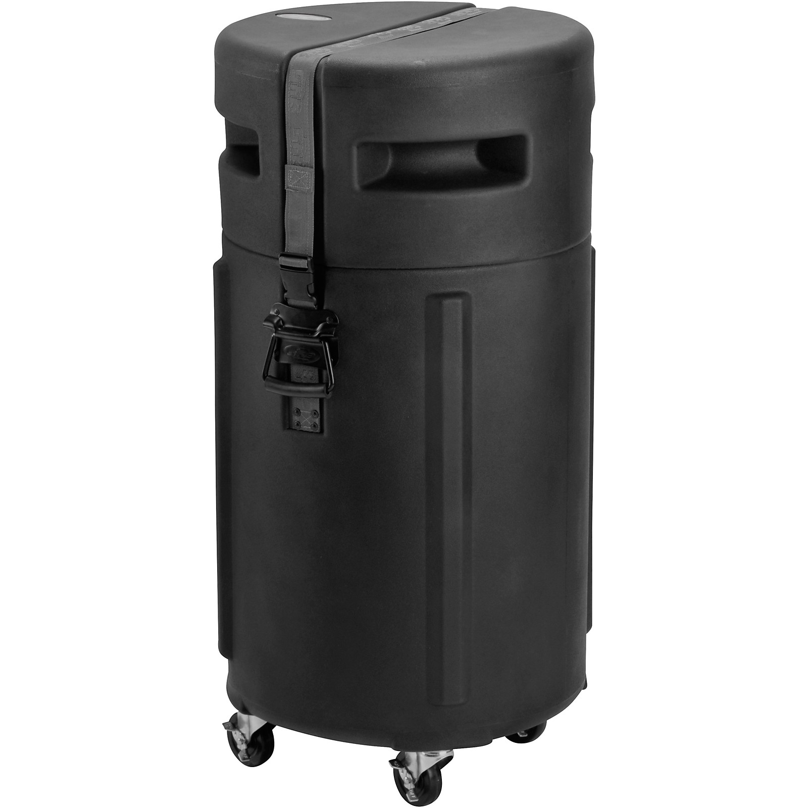 SKB Mid-sized Universal Conga Case with Casters