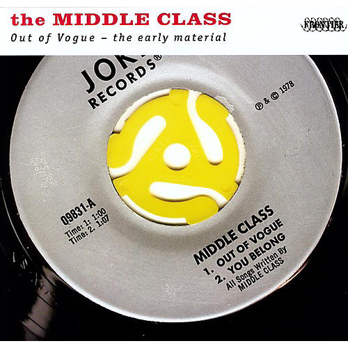 Alliance Middle Class - Out of Vogue: The Early Material