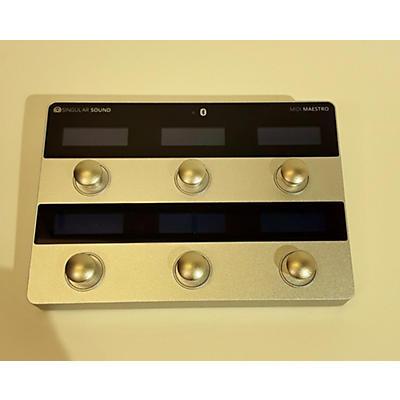Singular Sound Midi Maestro Pedal