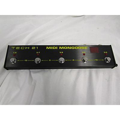 Tech 21 Midi Mongoose Pedal