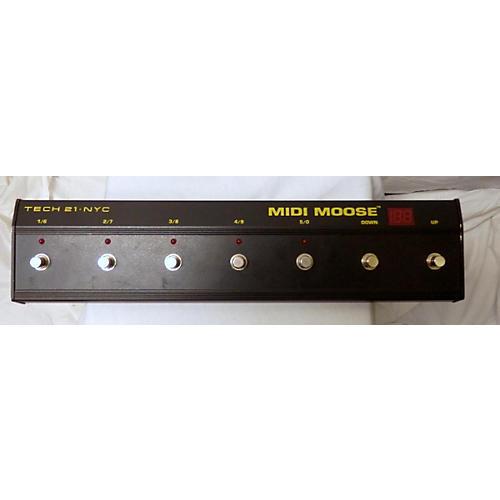 Tech 21 Midi Moose MIDI Foot Controller