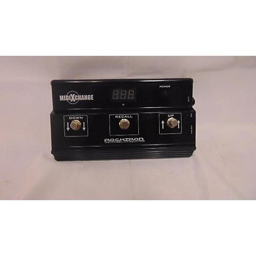 Rocktron Midi Xchange MIDI Foot Controller