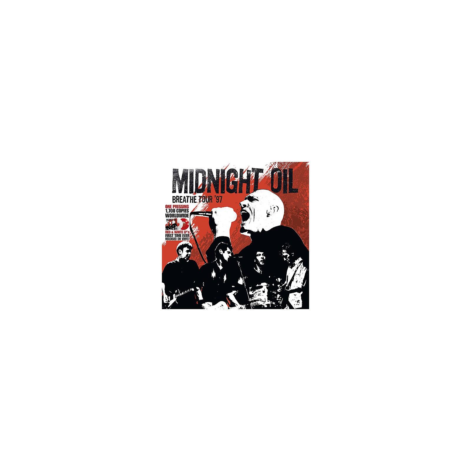 Alliance Midnight Oil - Breathe Tour '97
