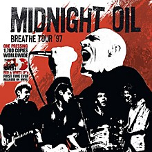 Midnight Oil - Breathe Tour '97