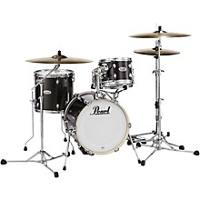 Midtown Series 4-Piece Shell Pack Black Gold Sparkle