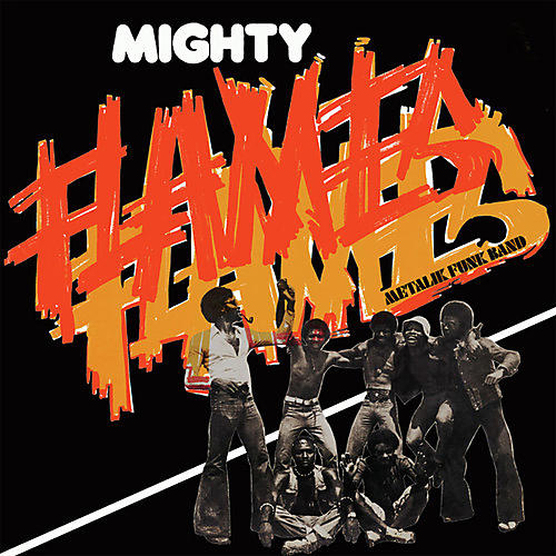 Alliance Mighty Flames - Metalik Funk Band