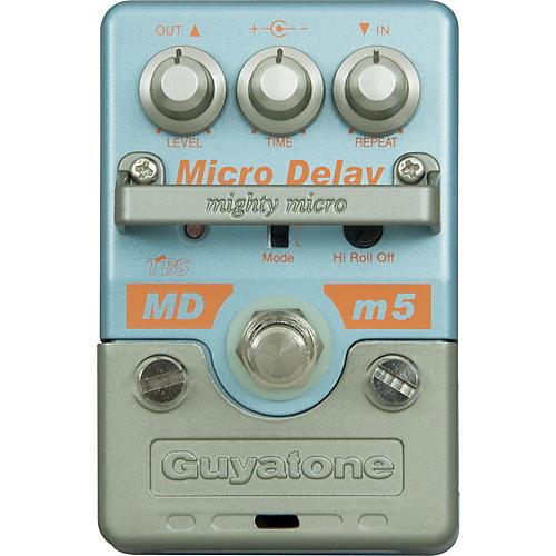 Guyatone Mighty Micro MDm5 Digital Delay Guitar Effects Pedal