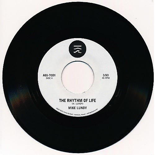 Alliance Mike Lundy - The Rhythm Of Life / Tropic Lightning