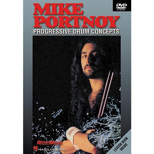 Hal Leonard Mike Portnoy - Progressive Drum Concepts DVD