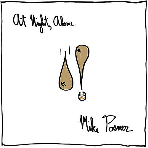 Alliance Mike Posner - At Night, Alone