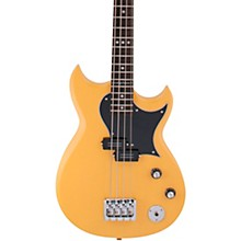 Mike Watt Wattplower Electric Bass Guitar Satin Yellow