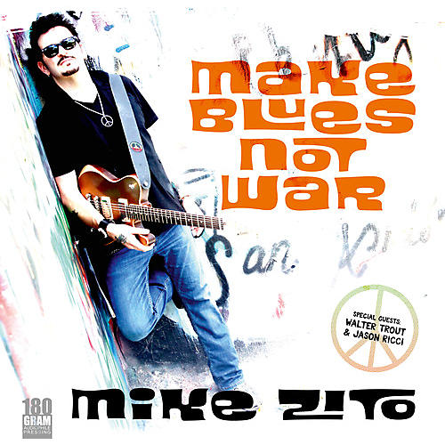 Alliance Mike Zito - Make Blues Not War