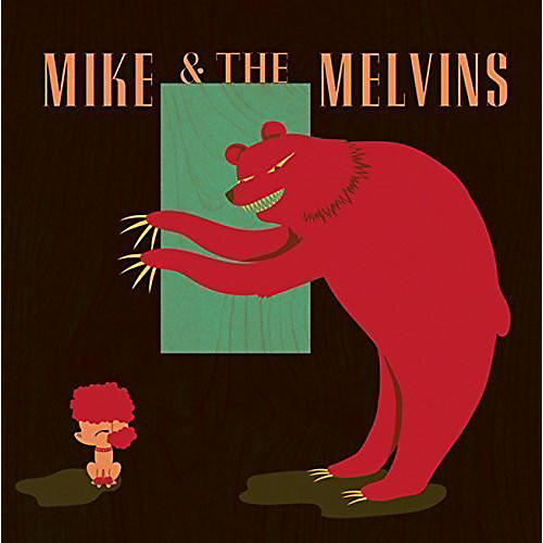 Alliance Mike & the Melvins - Three Men & a Baby