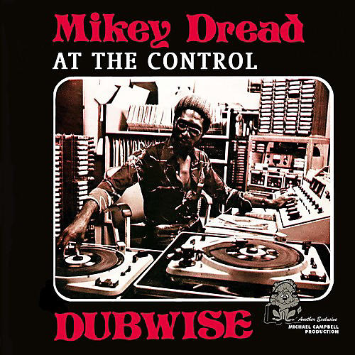 Alliance Mikey Dread - At The Controls