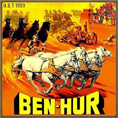 Alliance Miklos Rozsa - Ben-Hur (Original Motion Picture Soundtrack)