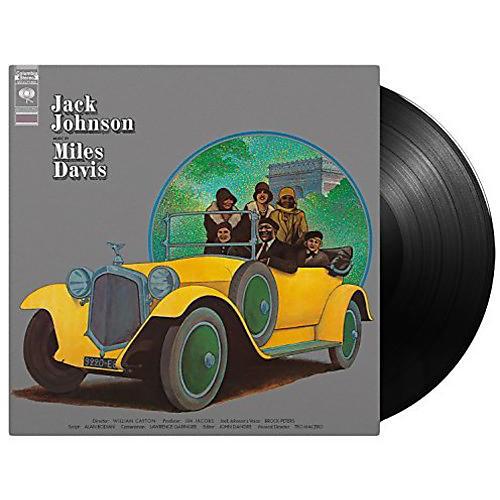 Alliance Miles Davis - Jack Johnson