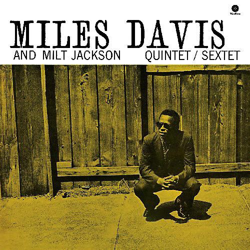 Alliance Miles Davis - Miles Davis & Milt Jackson Quintet