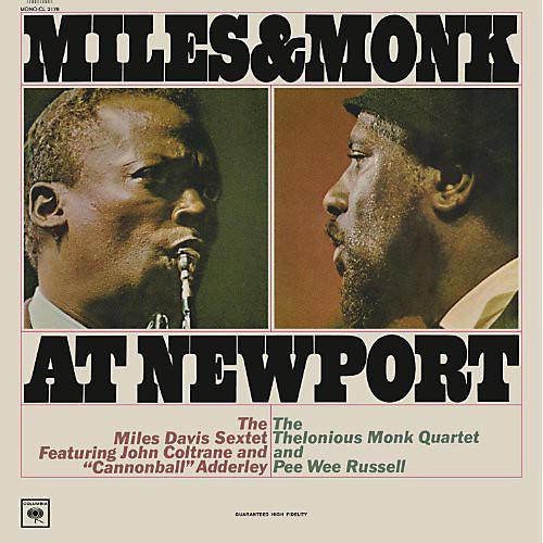 Alliance Miles Davis - Miles & Monk At Newport [Mono Vinyl]