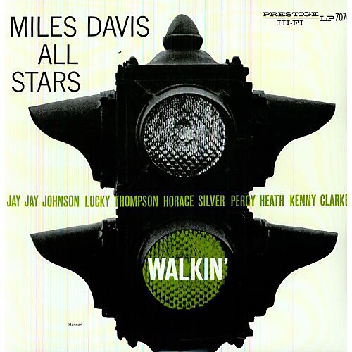 Alliance Miles Davis - Walkin