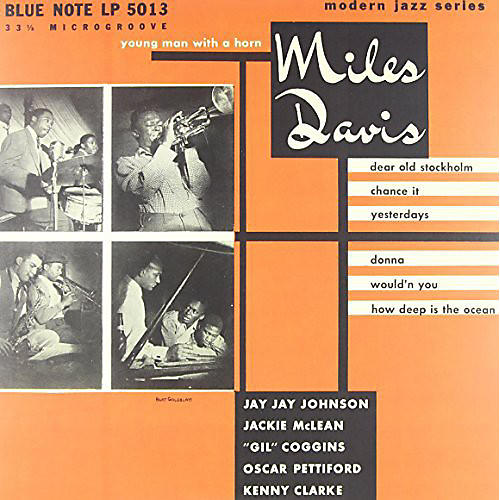 Alliance Miles Davis - Young Man with a Horn
