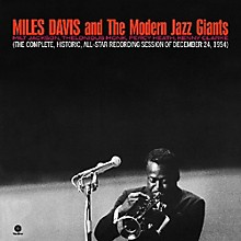 Miles Davis and the Modern Jazz Giants - Complete Historic All Star Reconding Dec 24 1954