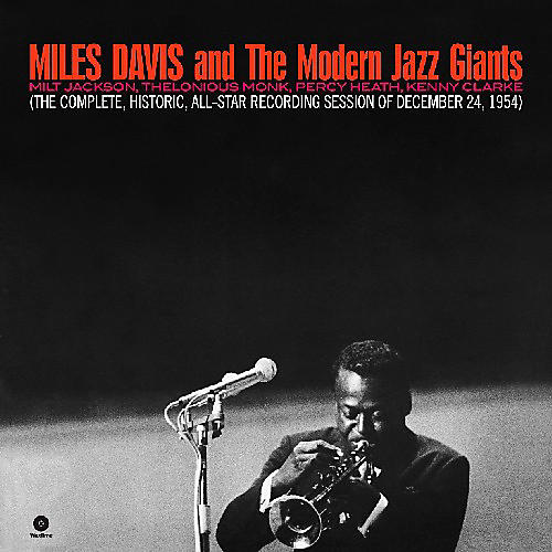 Alliance Miles Davis and the Modern Jazz Giants - Complete Historic All Star Reconding Dec 24 1954