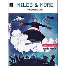 Carl Fischer Miles & More Violin Duets Book